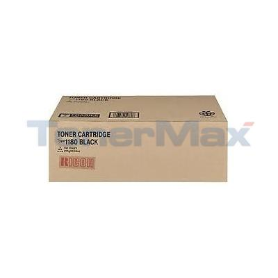RICOH AC204 TYPE 1180 TONER CARTRIDGE BLACK